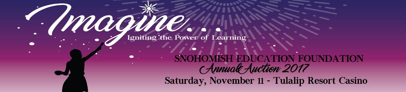 Snohomish Education Foundation Annual Auction 2017