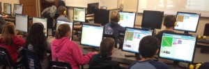 Hour of Code - Lawson class cropped