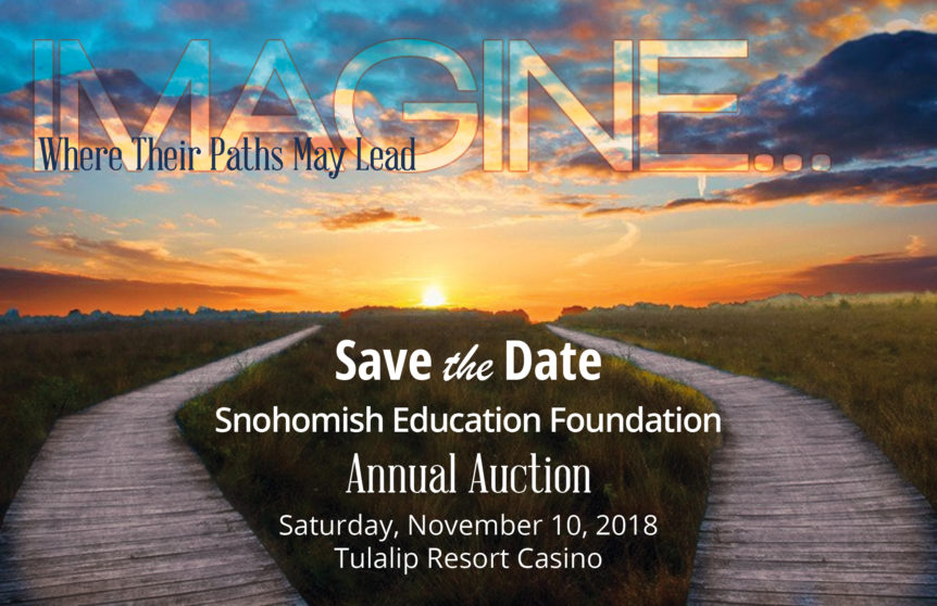 Save the Date - 2018 SEF Annual Auction Dinner