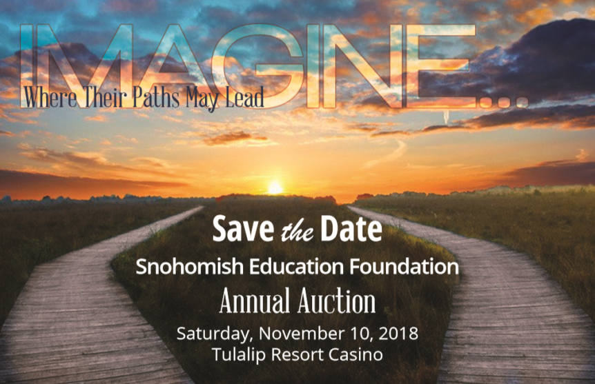 Save the Date - SEF 2018 Annual Auction