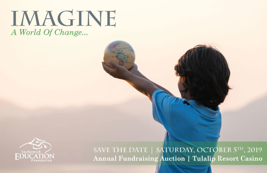 SEF Auction 2019 - Save the Date - 10/5